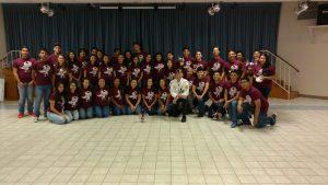 Mission High School Choir