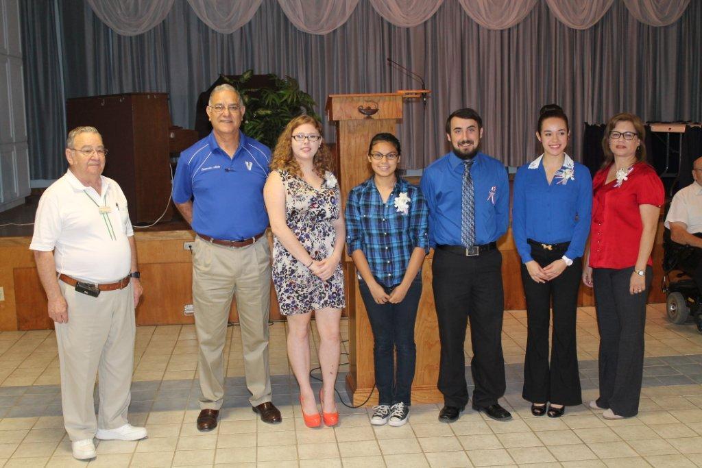 Aladdin Villas Veterans Day Scholarships