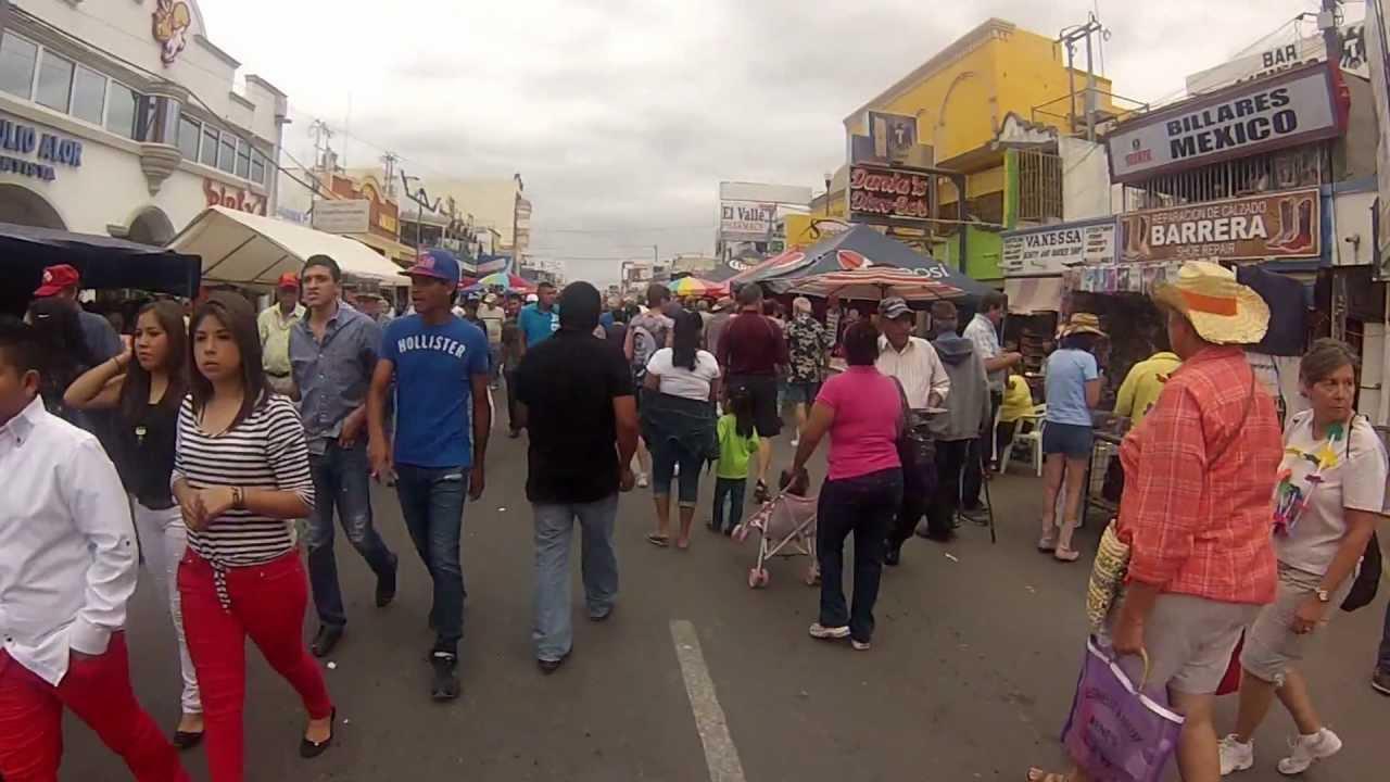 Winter Texans Festival Nuevo Progreso, Mexico